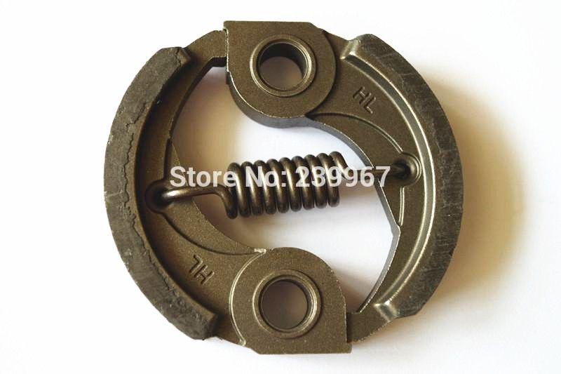 Frizione (ferro) per la parte di ricambio trasporto libero Robin EH035 Tanaka SUM328 TBC340 TBC355 Trimmer decespugliatore