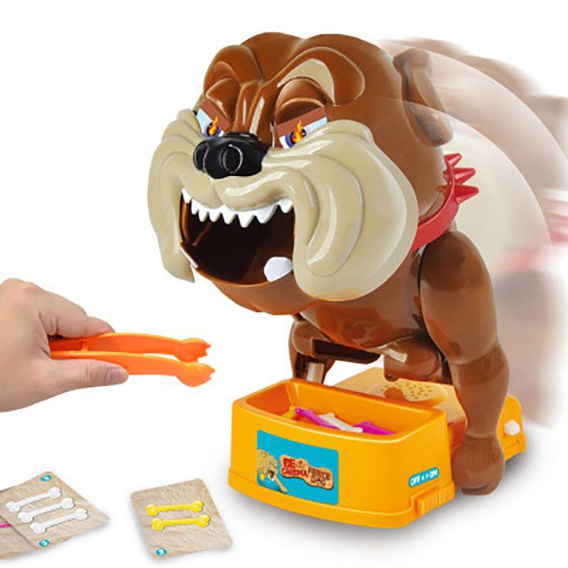 سيئة الكلب عض اليد لعبة عض اللعب الأسرة اليد التمساح لعبة مضحكة لعبة هدية للأطفال ألعاب التفاعلية ألعاب للأطفال