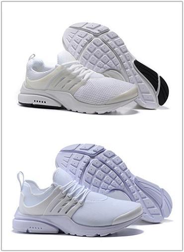 venta caliente 2019 nuevo blanco zapatos para correr de