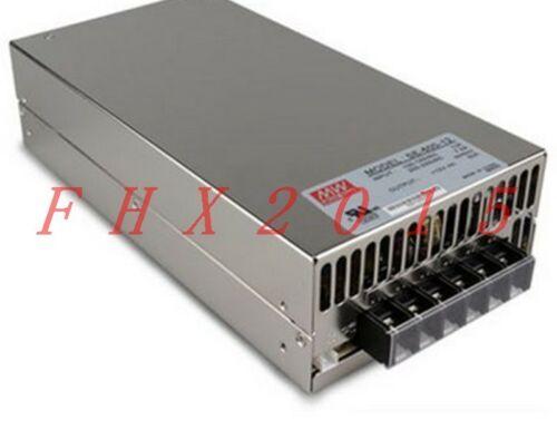 BİR Marka YENİ MeanWell SE-600-12 SE60012