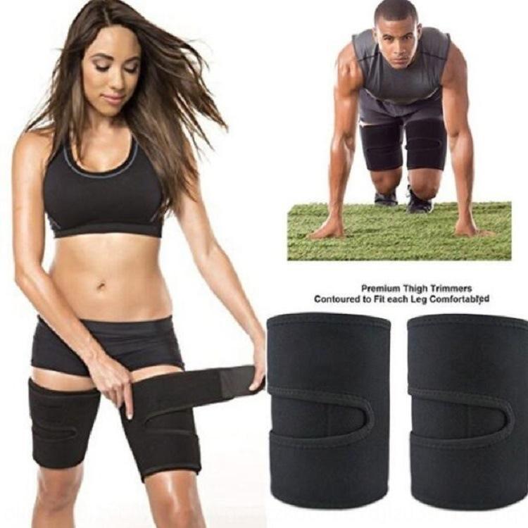 35ZOy sportivi regolabili ginocchio protettore gamba formazione di basket in esecuzione Esercizio esercizio fitness sport Basket Fitness pad immersioni materi