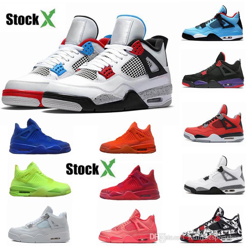 ولدت أسمنت أبيض 4 فون 4S ما الصبار جاك كول أحذية رمادي الرجال لكرة السلة FIBA UNC الفطر الدينيم الأزرق للرجال الرياضة في الهواء الطلق أحذية رياضية