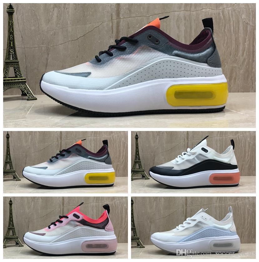 2019 Designer DIA SE QS Running Shoes Women Mens Air Trainers Sneakers Cushion Chaussures de sport Zapatillas Size 36-45