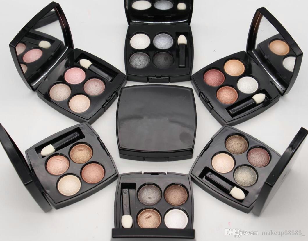 Spedizione gratuita ! Nuovi arrivi Hot Makeup Eyes Mineralize 4 colori Palette ombretti! 2g (6 pezzi / lotto