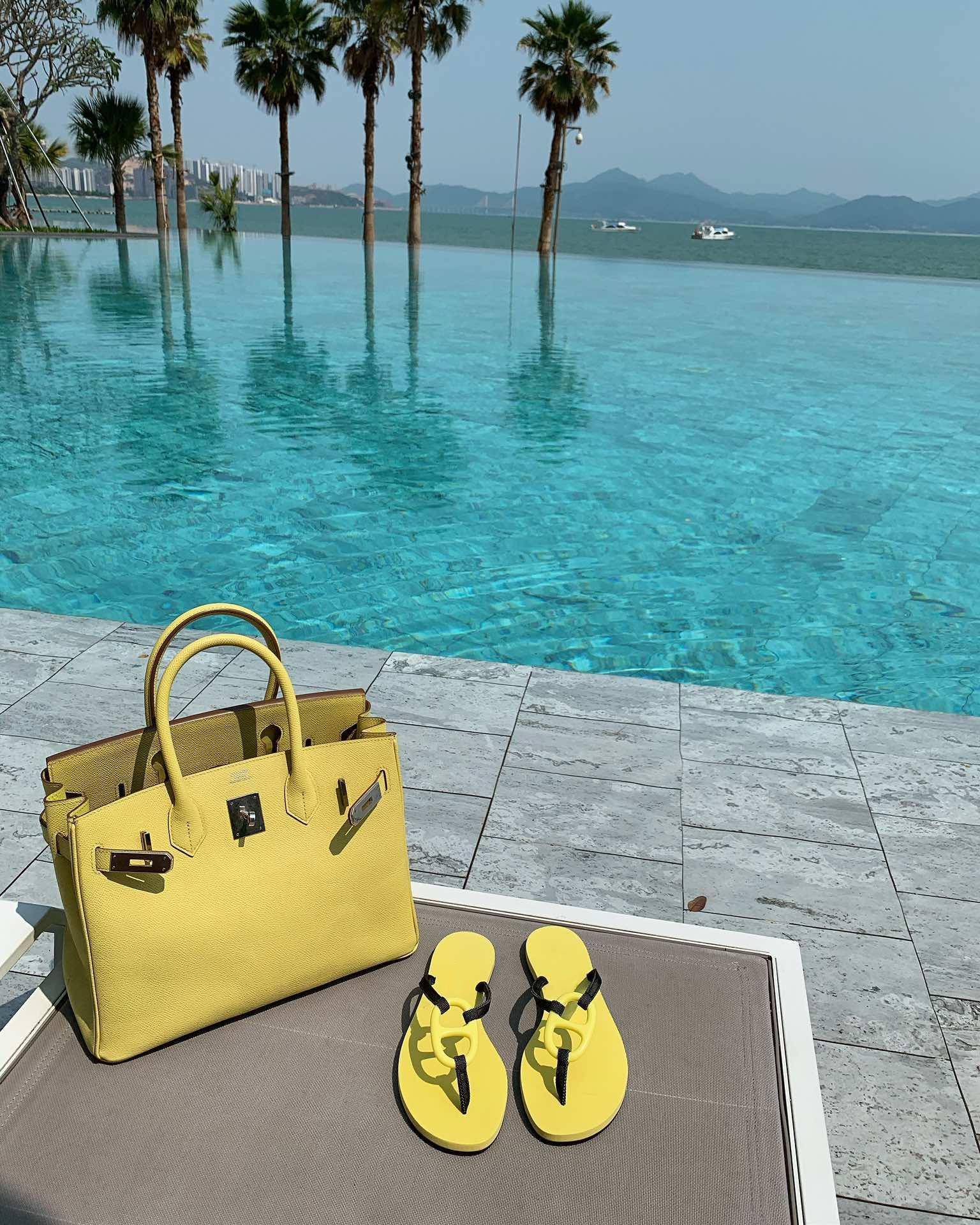 2020 yaz yeni stil üst seviye kalite mizaç bayanlar tatil serisi Plaj sandalet terlik 105589
