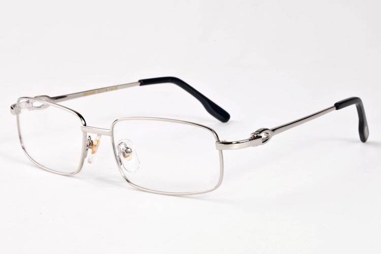 남성을위한 도매 - 광장 디자이너 선글라스 2019 Buffalo Horn Glasses 여성을위한 새로운 패션 빈티지 선글라스 Clear 렌즈 프레임 거울