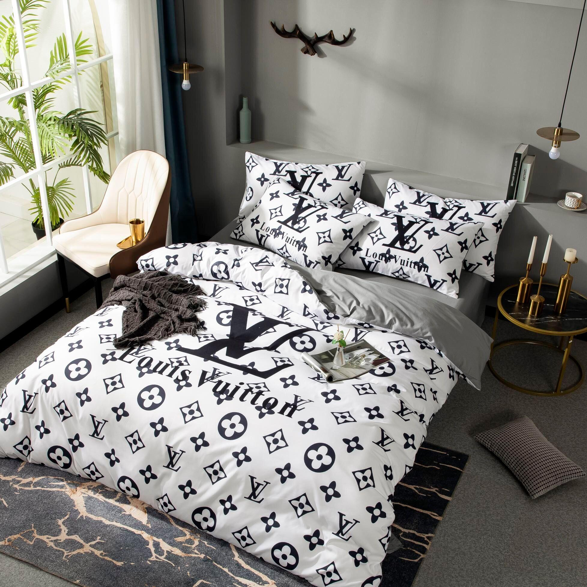 2020 L Luxury Bedding Sets Black And White Designer Duvet Cover Set Cotton Designer Bed Sheets Queen Bed Sets Simple Designer Bedding Yellow Duvet Cover Best Bedding From Designer Home 104 16 Dhgate Com