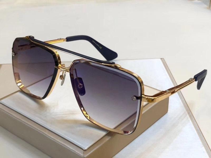 Novos homens de moda SIX1 óculos de sol dos homens simples óculos de sol mulheres populares óculos de sol ao ar livre proteção verão uv400 eyewear atacado com caso