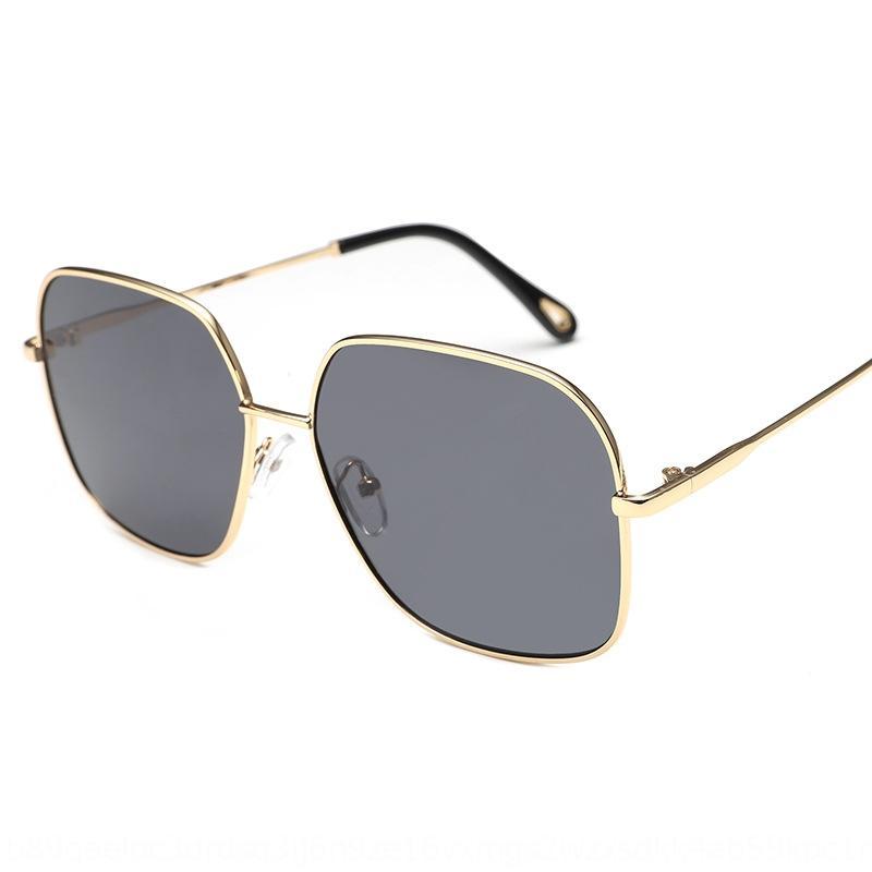 ZwBb8 Düz ayna büyük kare ışık moda kişiselleştirilmiş kadın kutu Düz ayna geniş çerçeveli kare ışık moda kişiselleştirilmiş GLA Glasses
