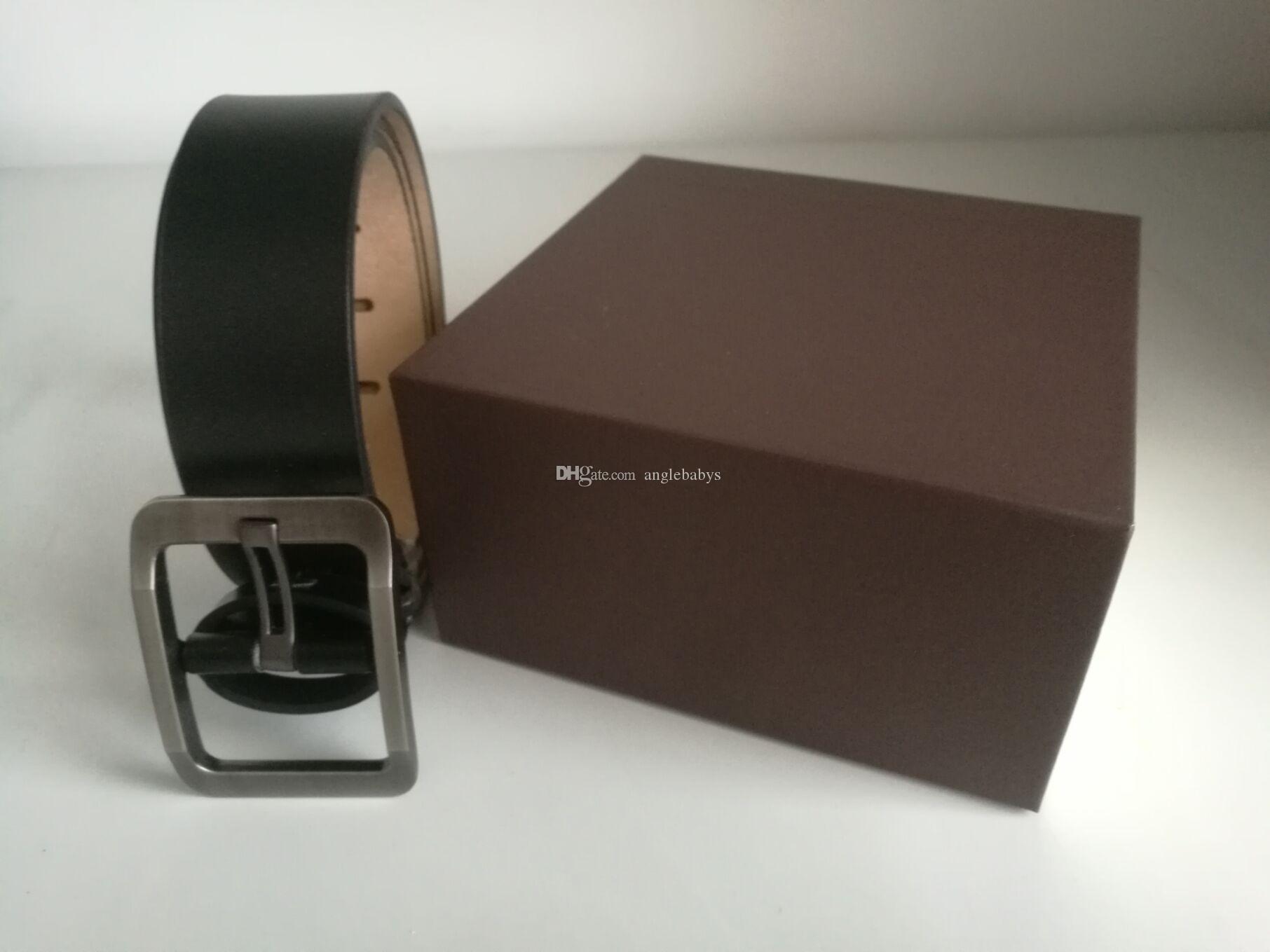 cinghie designer mens cinture di lusso delle donne cinghie di cuoio di affari della cinghia progettista grande trasporto di fibbia in oro con la scatola 542.120