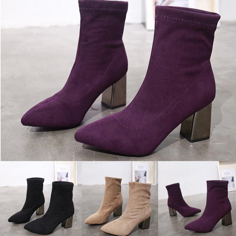 2020 مصمم أحذية الكعوب أستراليا نساء فتاة الكلاسيكية السامية الثلج أحذية الكاحل الفراء قصير أحذية أحذية الشتاء الأسود كستنائي الموضة الحجم 34-39