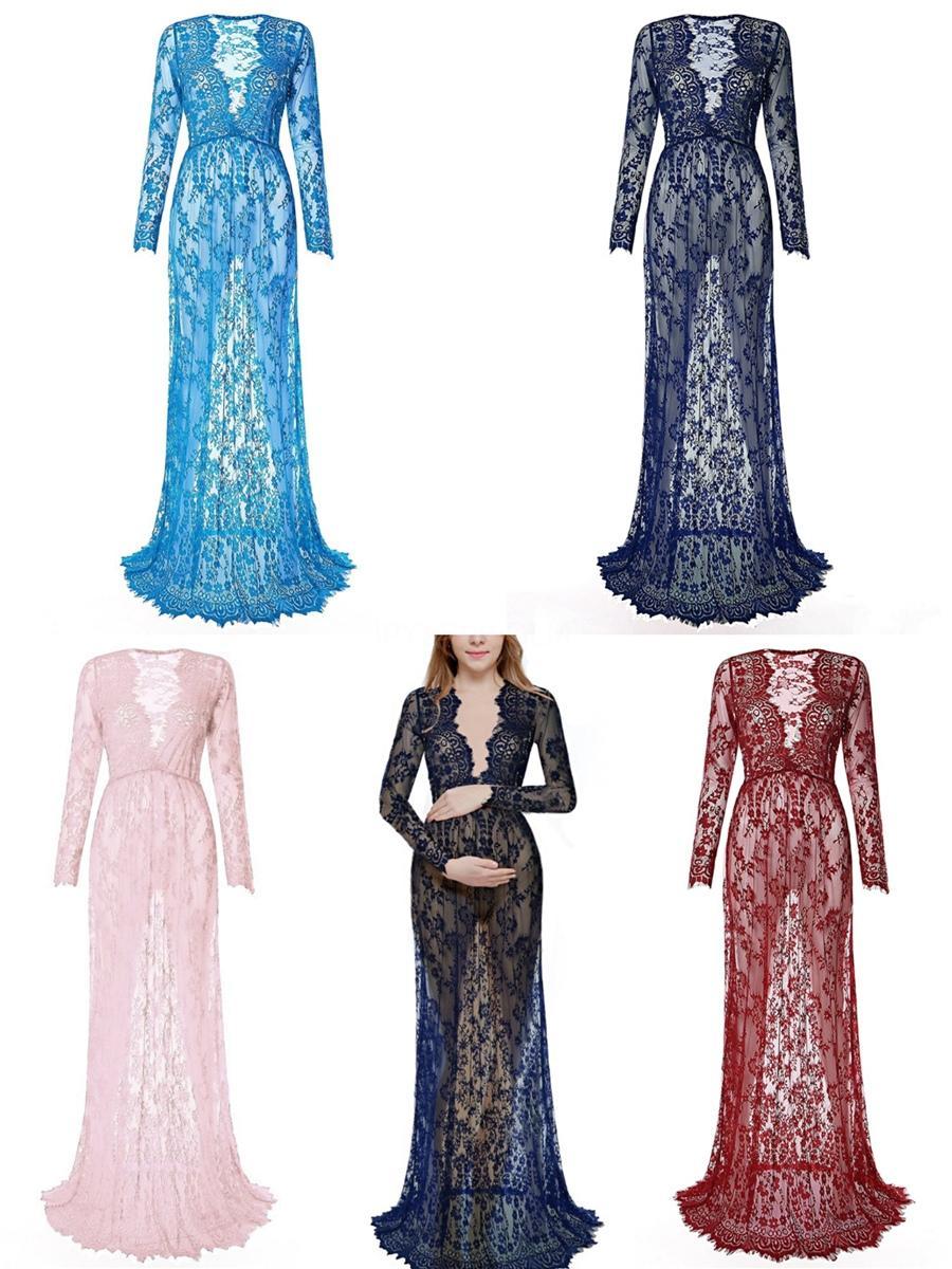 Boho laço do casamento Vestidos mangas compridas Tulle Applique em camadas Ruffles Pescoço V Tribunal de casamento Train Vestido de Noiva Robe De Mariee 2020 # 239