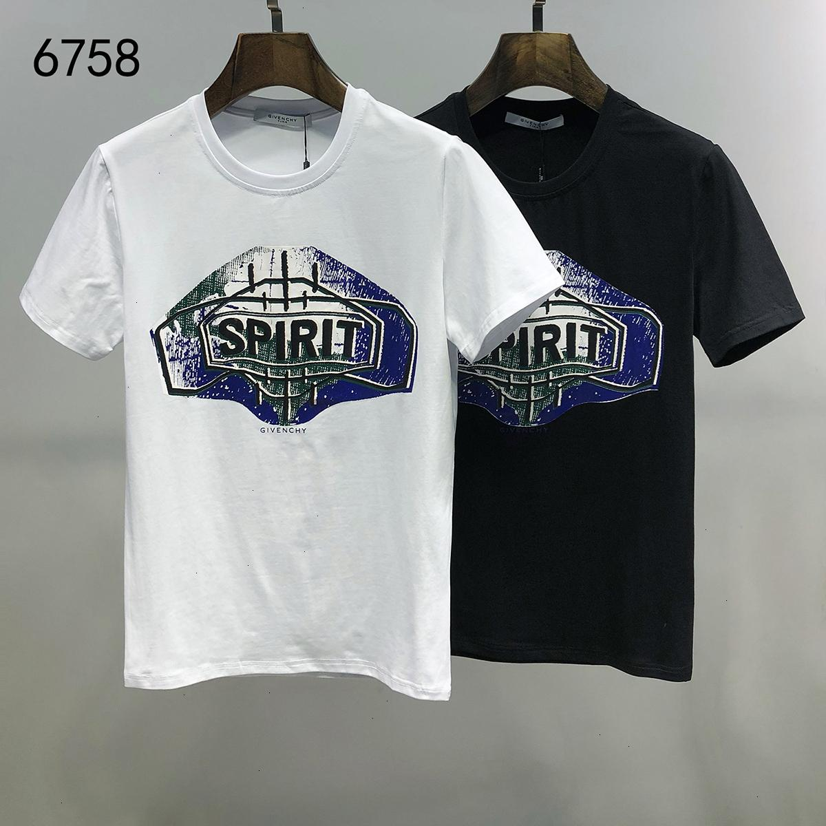 T-shirt homme taille mode casual tendance M-3XL confortable WSJ014 respirant # 111571 kaiyi522