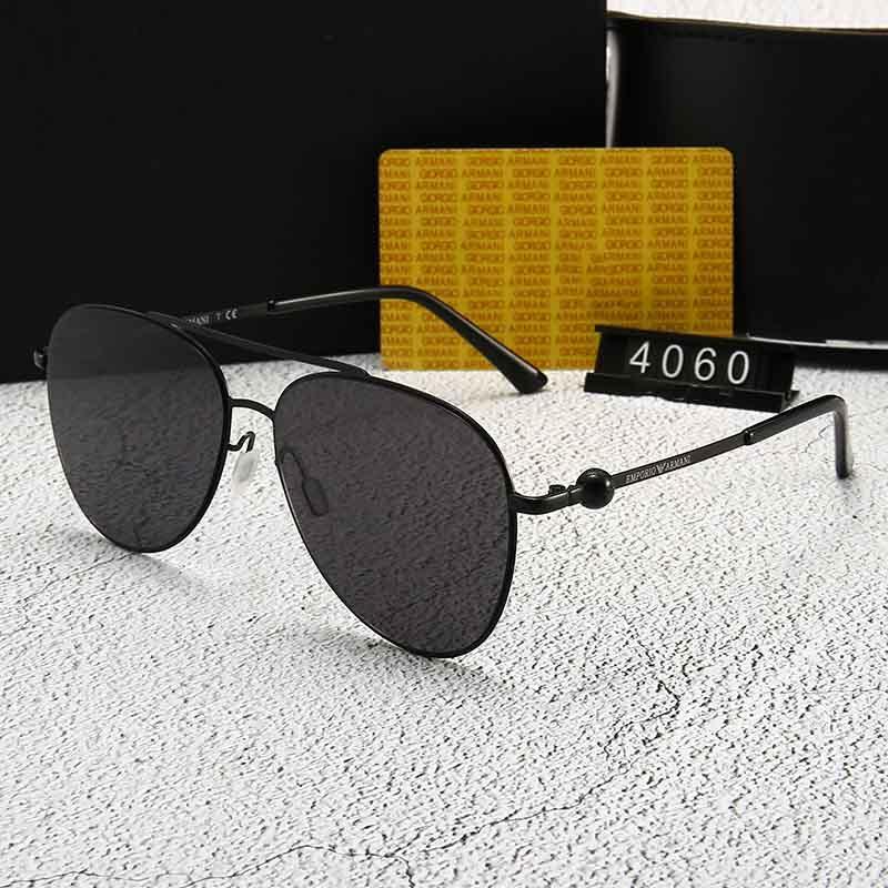 4060 نظارات شمسية موضة المصممات الشعبيات حماية الأشعة فوق البنفسجية المصممات