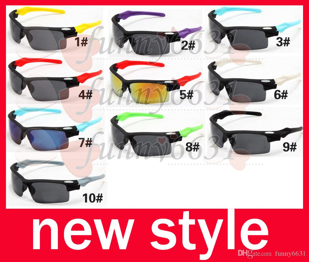 new style men sports Sunglasses spectacles Bicycle Glass driving sports cycling sunglasses woman fashion glasses A++ free shipping