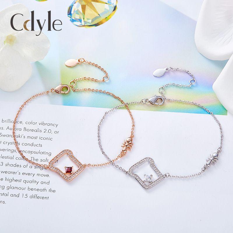 Fashion- accessory ant bracelet lady insect bracelet inlaid with Swarovski crystal bracelet