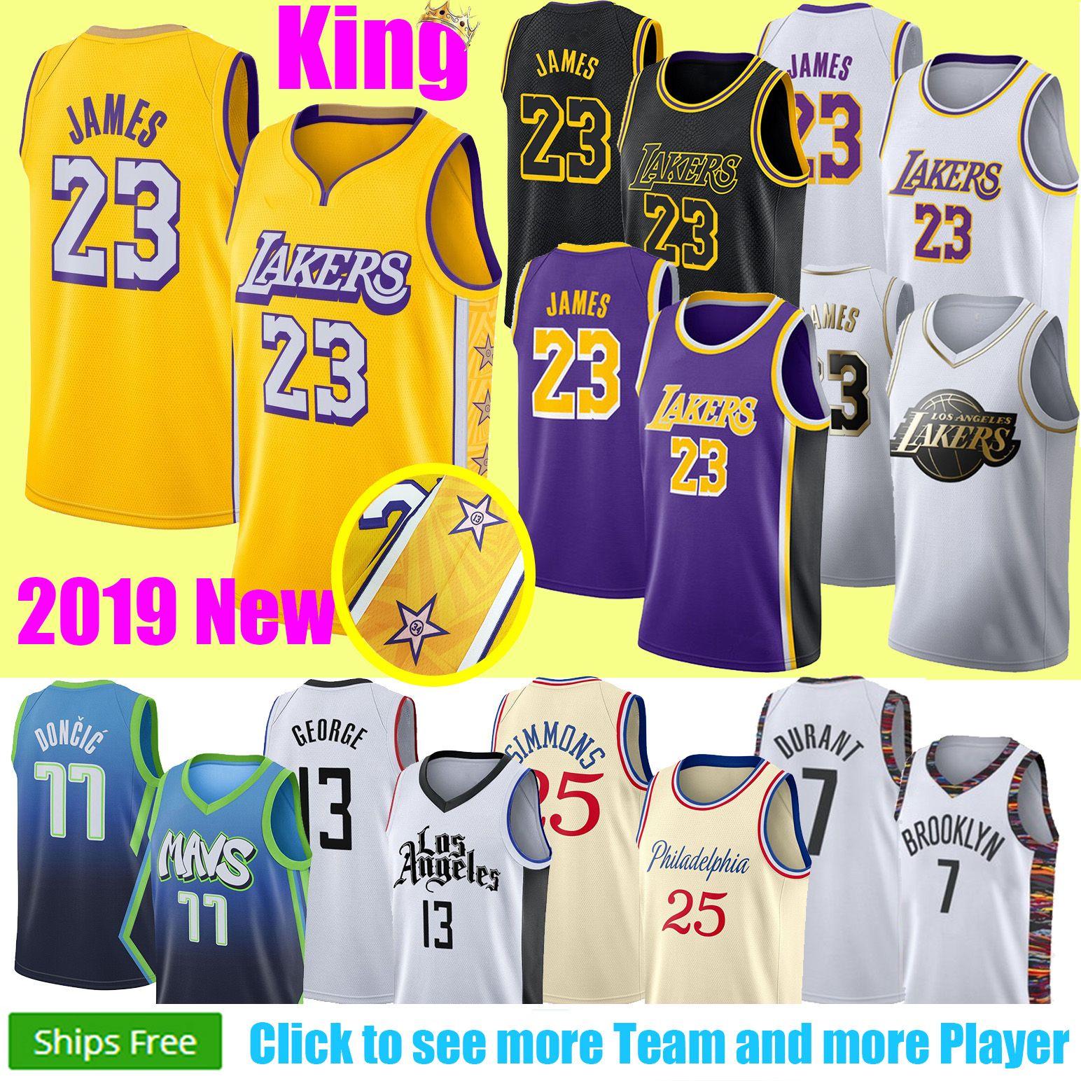 NCAA 2019 2020 König LeBron James 23 6 James Anthony 3 Davis 0 Kuzma 2 Howard 39 Doncic 77 Wade 3 George 13 Leonard 2 Irving 11 Durant 7