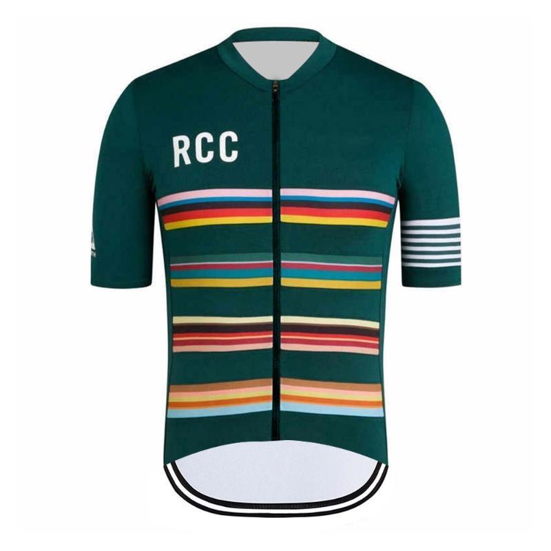 Summer 2020 Pro RCC Cycling Jerseys Racing Bicycle Clothing Ropa Men's MTB Bike Clothes Cycling Clothing Wear