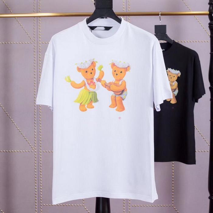 2020 camisa de TE primavera otoño manga tejer espesado GCDS Carta suéter de la manera Dropshippng 0407P3