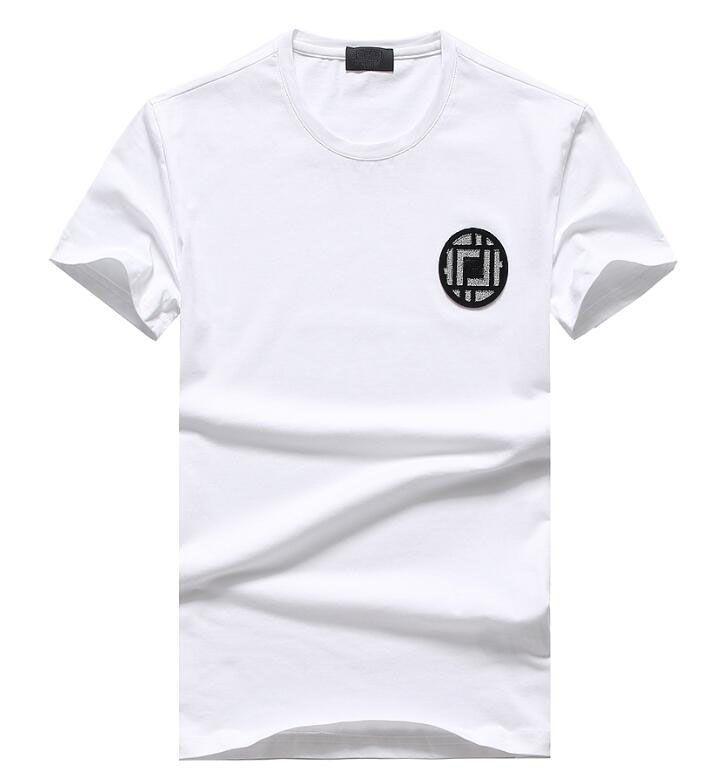 2019 designer t shirt brand tops for mens tshirt fashion streetwear men clothes Short sleeve clothing size M-3XL