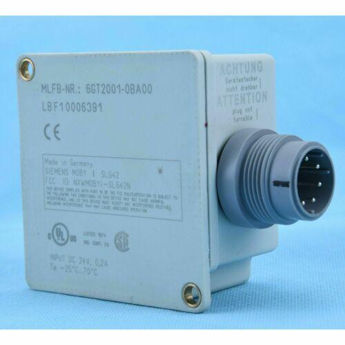 Новый модуль Siemens 6GT2001-0BA00 антенна SLG 42 MOBY I Read / Write Device IP65#XR