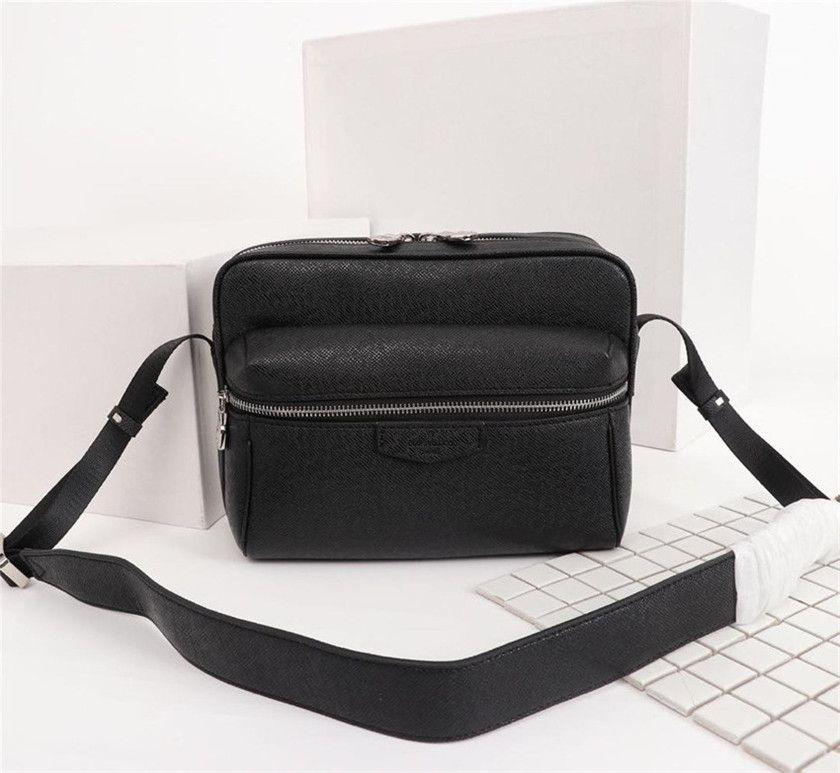 Herren Umhängetaschen Designer Umhängetasche berühmte Reise Taschen Aktentasche Crossbody gute Qualität PU-Leder Postman Square Bag M30233 M30243 M41
