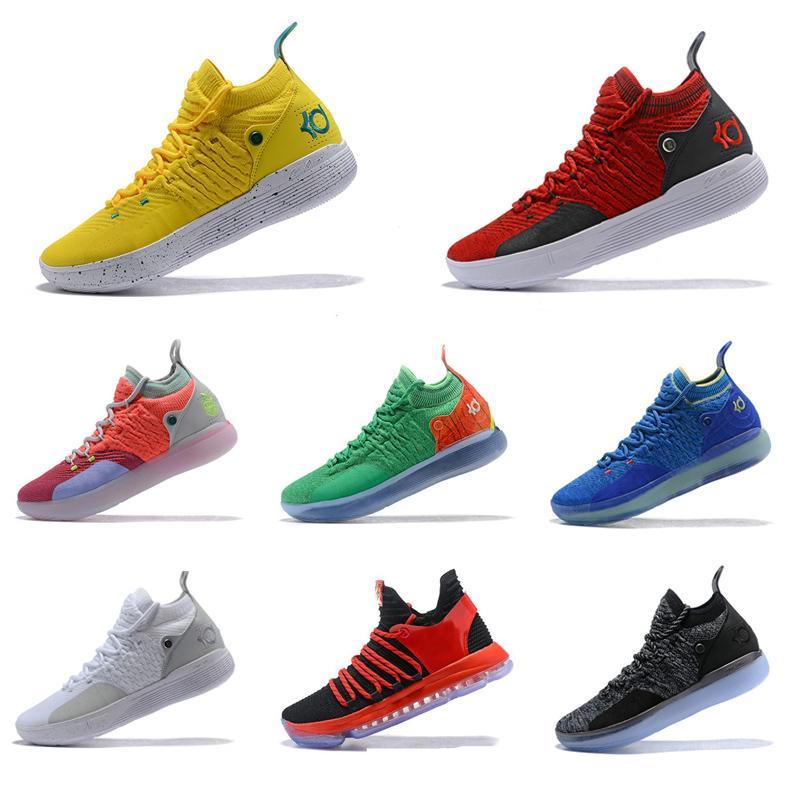 여름 2020 핫 판매 남성과 여성 스포츠 신발 11S 야외 스포츠 충격 흡수 신발 낮은 최고 스포츠 농구 신발 A22