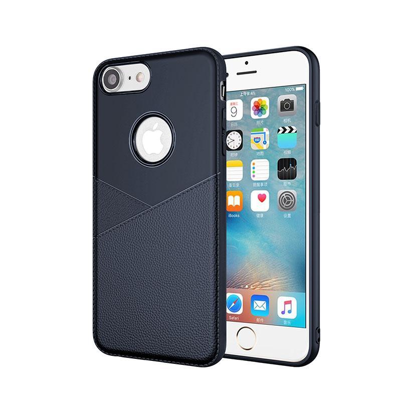 Für iPhone 8 Hülle Ultradünne weiche TPU-Schutzhülle