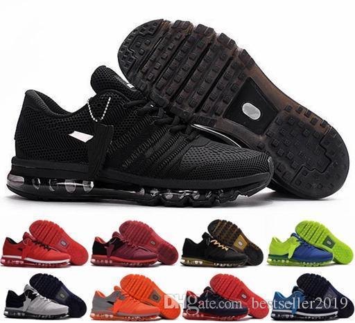 Koşu Shoes Erkek Ayakkabı BENGAL Turuncu Gri Siyah Altın Ayakkabı KPU Yastık Spor Sneakers Eğitmenler Atletik Boyutu 7-13