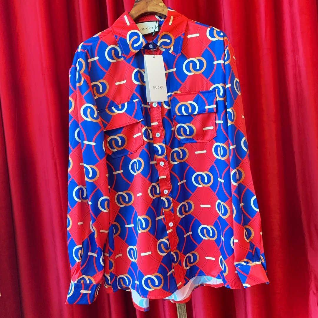 2019 nuevas señoras de la alta calidad visten camisas en otoño y winter20191006 # 03yunhui10dunhang0655