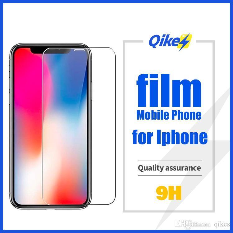 vidrio de protección en el iPhone 7 8 6s Plus X XS 11 Pro Max XR 5S SE 2020 protector de la pantalla de vidrio templado para el iphone 11 Pro vidrio Max