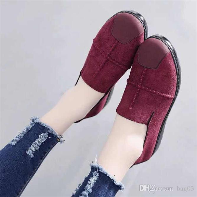 Genuíno Casual de Alta Qualidade sapatos de grife sapatos casuais verão moda sapatos baixos boca larga frete grátis 38-45 z307