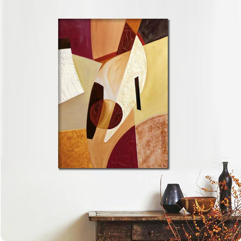 Alfred Gockel paintings for sale Dune Renewed abstract modern canvas art High quality Hand painted