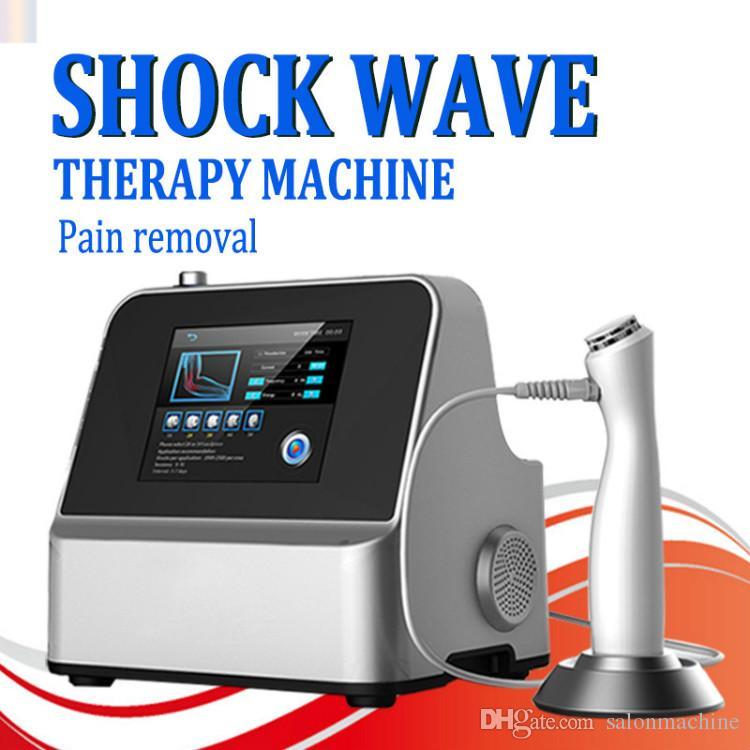 Prezzo fatory! Acoustic Shock Wave Zimmer Shockwave Shockwave della macchina di terapia di rimozione del dolore Funzione Per curare le disfunzioni erettili / CE ED