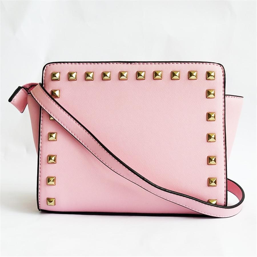 Original de alta qualidade Ombro Designer Luxo Bag OnTheGo Shopping Bag Mulheres Rivet Marca couro gravação em relevo couro genuíno 784546425132 # 557