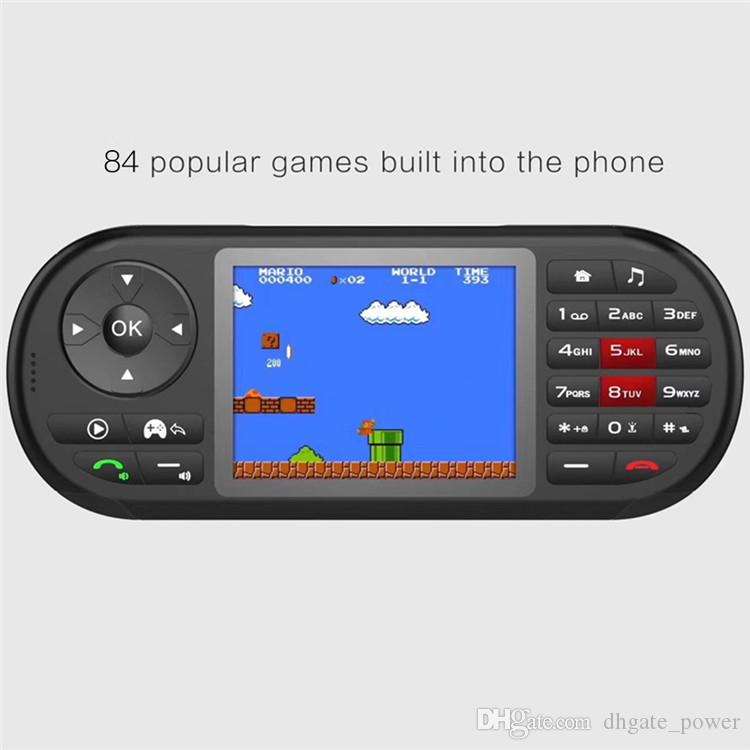 New arrival game player with GPRS and Camera Portable Game Players Flashlight multi function internet smart player