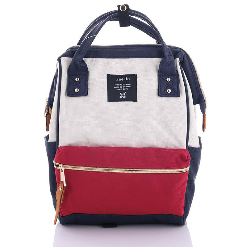 Vente en gros Japon - Sacs à dos d'école pour les adolescentes Sac à dos d'école mignon pour le sac d'école d'école pour les femmes Anello Anneau Sac à dos