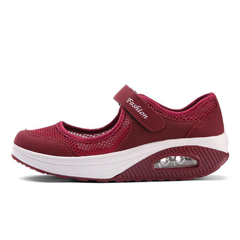 2020 Nouveau Chaussures plates Femmes Tête Ronde avant lacer couleur unie Mouvement pour dames Chaussures Taille d'hiver de Asakuchi femmes 35-42