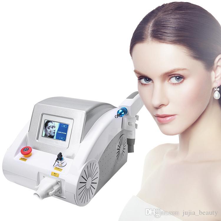 Sıcak 1064nm 532nm 1320nm ND YAG lazer dövme çıkarma kaş pigment kaldırma makinesi