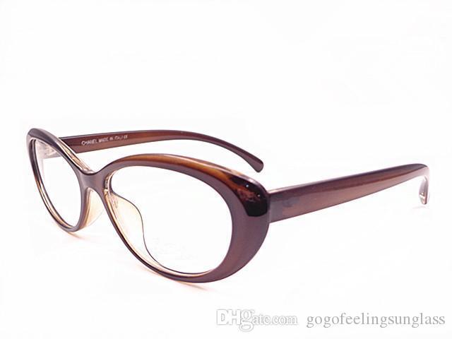 Fashion Clear Sunglasses Women Men Optics Prescription Spectacles Frames Vintage Plain Glass Eyewear Women Brand Designer Sunglasses