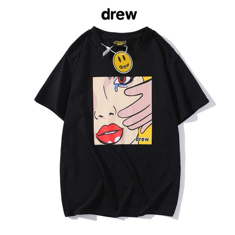 T-shirt 2020 caldi del progettista di marca uomini per ragazze Mens maniche corte maglietta camice di lusso della lettera di estate del progettista libero di trasporto Tees 20040104D