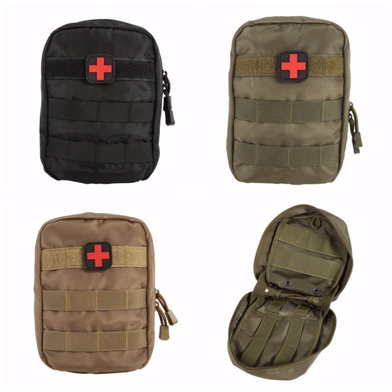 Freeas EMT MOLLE Sac de premiers secours etanche tactique soins sacs utilitaires militaires sac durgence avec sangles d/épaule