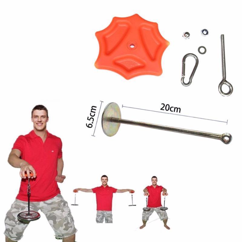Dedo de la gimnasia de elevación del antebrazo del fortalecedor de la fuerza entrenador agarrador de la mano del brazo de la cintura de alimentación ejercitador de pesas