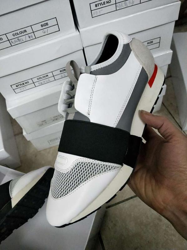 2019 Yeni Marka Sıcak Satış İndirim Toptan Aşıklar Marka Erkek Nedensel Ayakkabı Gerçek Deri Casual Ayakkabı Nefes Loafers Flats Ayakkabı Mens