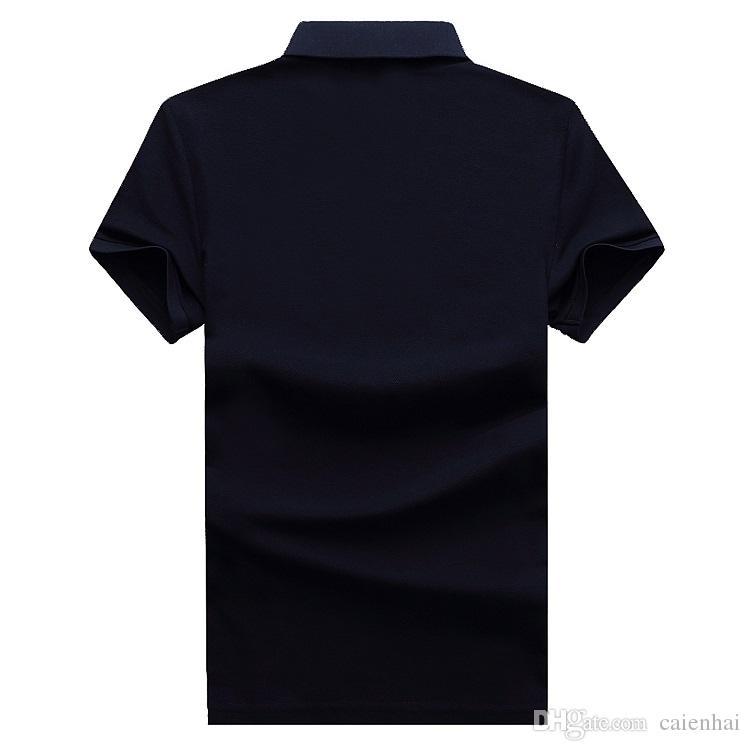 2020NEW SOLAPA Pequeño monstruo camiseta de los jefes de los polos de la camisa Hombre Hugo camiseta marca Tide bordado camisetas de los diseñadores de las mujeres con encanto camiseta de la moda