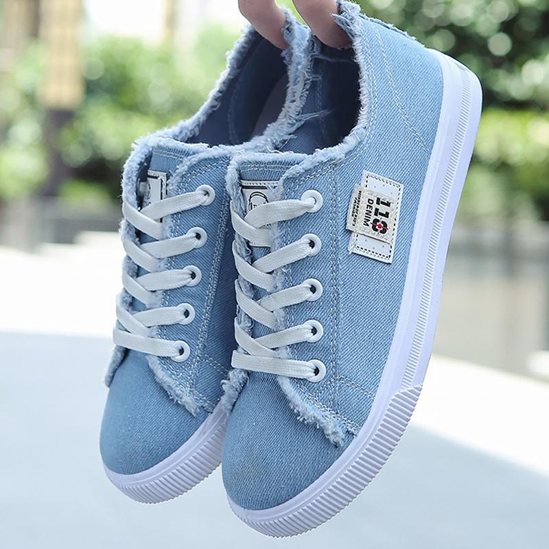 Women Canvas Shoes Sneakers 2019 Hot