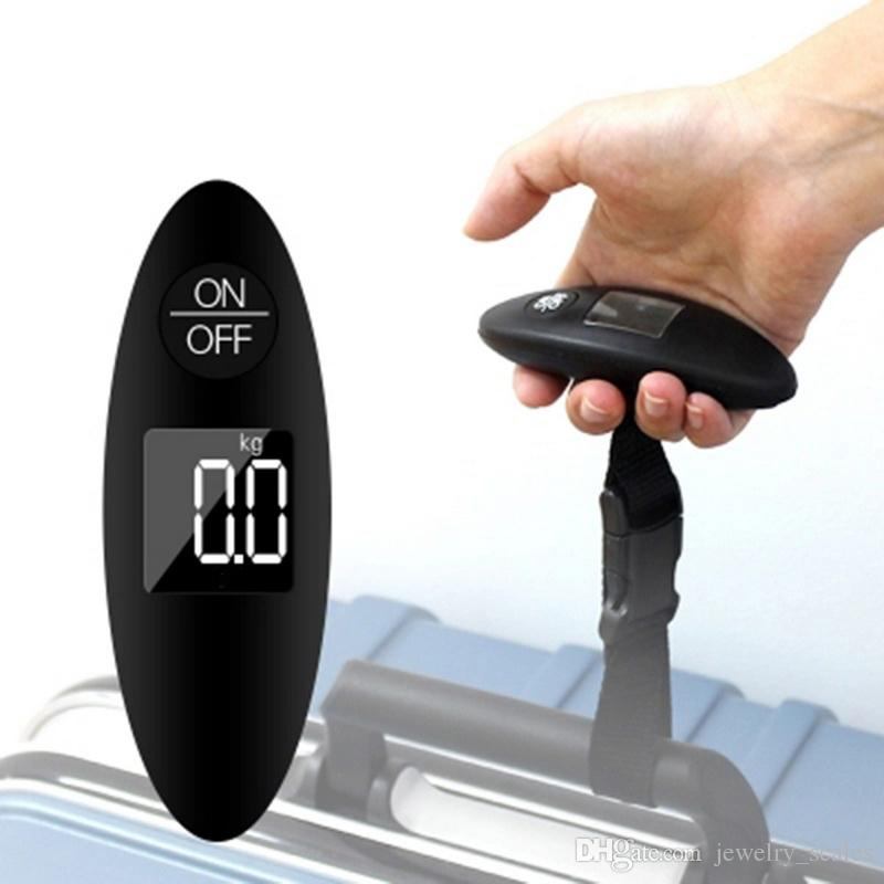 40kg/100g Digital Electronic Luggage Scale Portable Travel Suitcase Bag Scale Hanging Scale Weight Balance Handheld