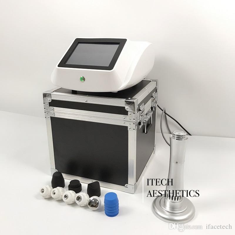 Ağrı Kesici Ortak Ereksiyon Ev Kullanımı için ED tedavisi Manyetik Extracorporeal ESWT Tedavisi SW5B Taşınabilir Shockwave Makinesi