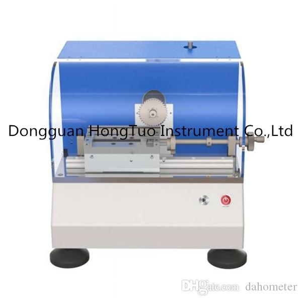 HT-1600-EL Professional Supplier Directly Offer Electronic Notching Instrument With Best Quality For Making Many Plastic Samples