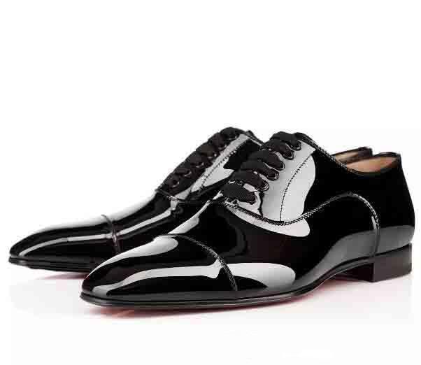 2019 gros bas espadrille Hommes Chaussures Bas Rouge Chaussures imprimé carré labyrinthe en cuir véritable de haute qualité, Italie Made Sole Junior Chaussures Rouge